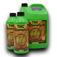 THC ROID 1L FLOWER BOOSTER LARGE BUDS HYDROPONIC BLOOM NUTRIENTS