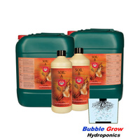 HOUSE AND GARDEN SOIL A & B 1L VAN DE ZWAAN HYDROPONIC NUTRIENTS