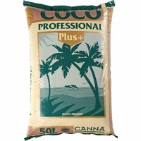 CANNA COCO PROFESSIONAL PLUS 50L BAG HYDROPONICS GROWING MEDIUM GROW PLANTS