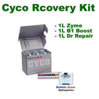 CYCO RECOVERY KIT 3 X 1L (ZYME, B1 BOOST, DR REPAIR) PLANT PROBLEM SOLUTION