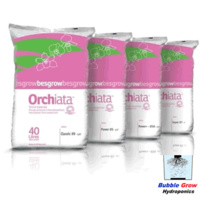 PREMIUM ORCHID BARK 40L BAG BESGROW ORCHIATA FOR PHALAENOPSIS