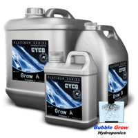 CYCO GROW PLATINUM SERIES A 5L HYDROPONIC GROWING NUTRIENTS