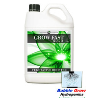 PROFESSOR'S GROW FAST 1L VEGETATIVE BOOSTER GROWING NUTRIENT