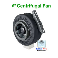 "CENTRIFUGAL 6""/150MM FAN VENTILATION EXHAUST FAN VENT DUCT EXTRACTOR METAL BLADE"