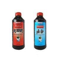 PH UP AND DOWN 250ML HY-GEN PH ADJUSTMENT MOVE NON TOXIC HYGEN