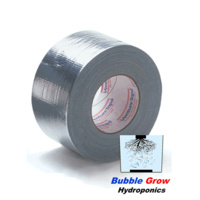 ALUMINIUM SILVER DUCTING REINFORCED TAPE 48MM X 50M STRONG INSULATION FOIL DUCT