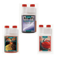 CANNA 1L COMBO PACK - CANNAZYM + RHIZOTONIC + PK 13-14 NUTRIENTS ADDITIVES