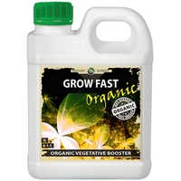 PROFESSOR'S GROW FAST ORGANIC 5L VEGETATIVE BOOSTER GROWING NUTRIENT