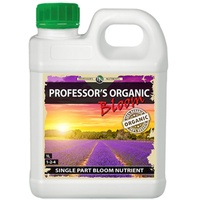PROFESSOR'S ORGANIC BLOOM 5L FLOWER HYDROPONIC GROWING NUTRIENTS