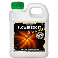 PROFESSOR'S ORGANIC FLOWER BOOST 1L PK ENHANCER BLOOM NUTRIENT MORE BUD